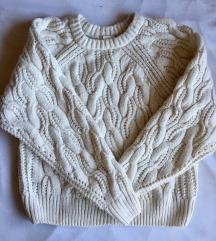 H&M kötött pulcsi