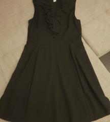 H&M elegáns fekete ruha