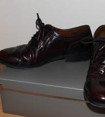 massimo dutti bőrcipő