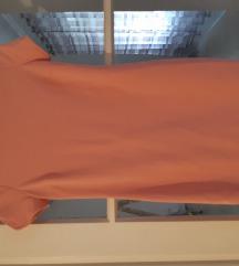 Púder színű ruha