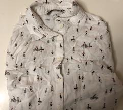 LEÁRAZVA Vintage mintás ing