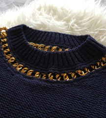 Hosszú kötött pulcsi/pulcsiruha