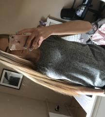 Hollister szürke póló