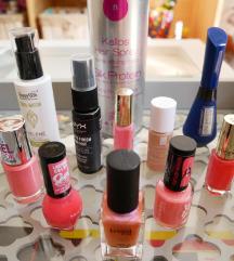 Kozmetikai csomag(NYX,L'oreal,La Roche-Posay stb.)
