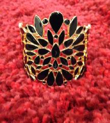 Fekete-arany karperec