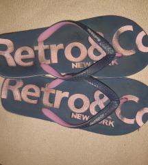 Retro papucs