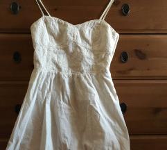 H&M fehér ruha