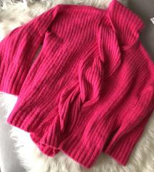 Gyönyörű vastag kötött pulóverek