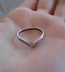 925 ezüst női gyűrű 18 mm (csere is)