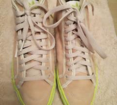 Adidas 38-as irha magasszárú cipő
