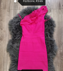 Fishbone pink ruha