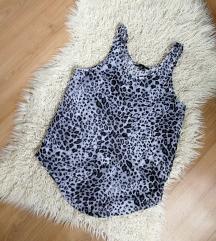 Leopárd mintás trikó