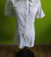 Tört fehér ruha
