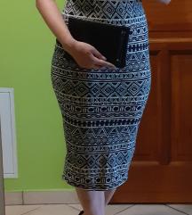 Azték mintás ruha