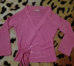 Pink felső