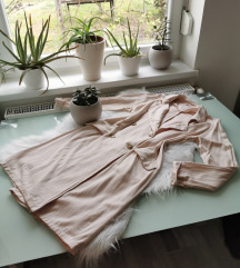 Nude duster kabát M