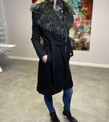 Mayo Chix szőrmés kabát S-es