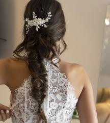 Menyasszonyi ruha xs/34