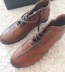 Thomas Breitling férfi bőrcipő