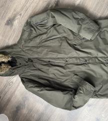 Vastag téli kabát (férfi)