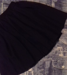 Fekete tüll