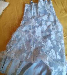Gyönyörű szép minőségi szatén csipke ruha L-XL