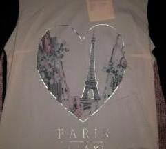 Párizs mintás kisruha tunika