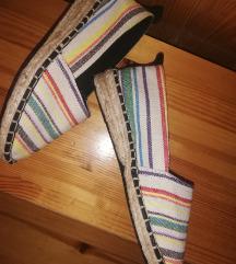 Új ESPRIT 39-es vászoncipő