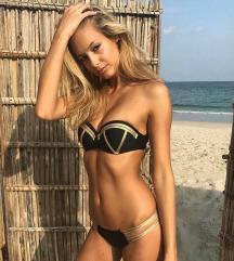 ÚJ királykék bikini / fürdőruha