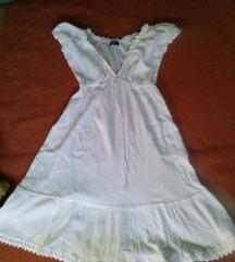 Fehér F&F lenge nyári ruha
