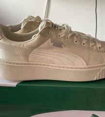 Selyem Puma cipő