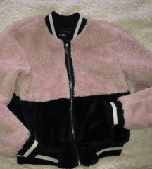 Fishbone szőrme kabát