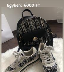 ZARA cipő+hatizsak