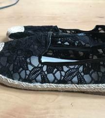 Bohém balerina cipő