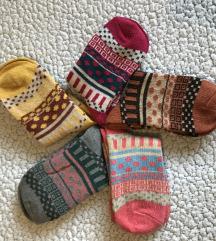 Meleg téli zoknik