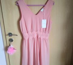 Rózsaszín alkalmi ruha M/38