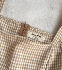Pull&bear kockás ruha ELADVA