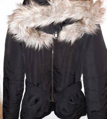 ‼️ Karcsúsított fekete kabát