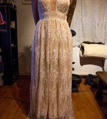 Menyasszonyi vagy alkalmi ruha S/M