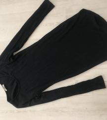 Basic fekete victoria moda ruha