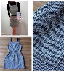 Chanel stílusú ruha