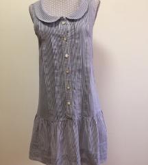 Csíkos nyári ruha