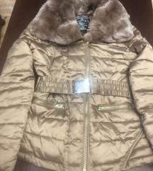 Mayo chix valódi szőrme kabát m-es méret
