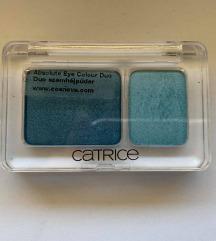 Catrice kék szemhéjpúder