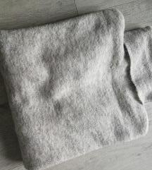 H&M gyapjú pulóver