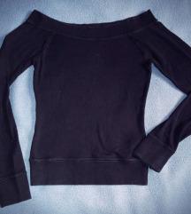 Benetton fekete pulóver