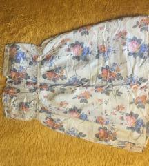 Virágos ruhácska