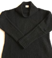 Next kötött vastag pulóver XL