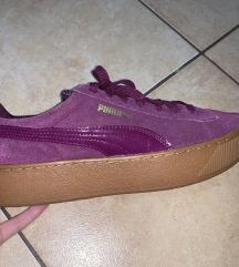 Lila puma cipő