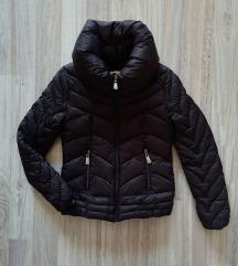 M-es, fekete Mayo Chix kabát
